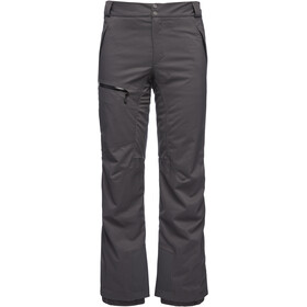 Black Diamond Boundary Line Geïsoleerde Broek Heren, carbon